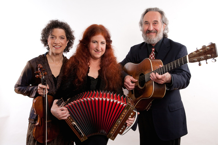 Aux Cajunals, Agi Ban, Suzy Thompson, Eric Thompson, photo by Laurie Eanes